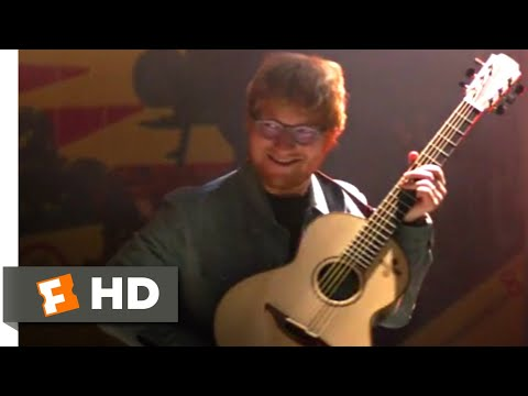 Yesterday (2019) - Ed Sheeran vs. The Beatles Scene (5/10) | Movieclips