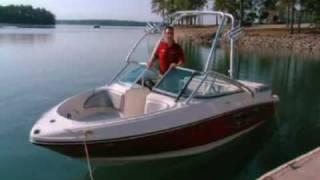 3. Sea Ray 205 Sport