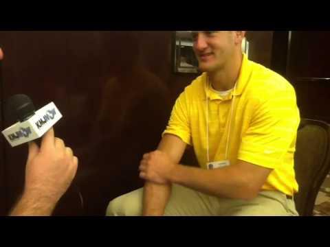 Brett Smith Interview 7/22/2013 video.