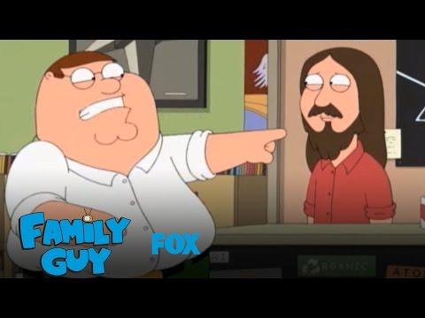 It's Jesus Christ!   FAMILY GUY   FOX BROADCASTING