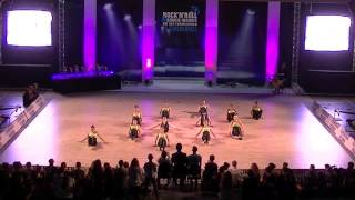 Royal Dancers - Deutsche Meisterschaft 2014