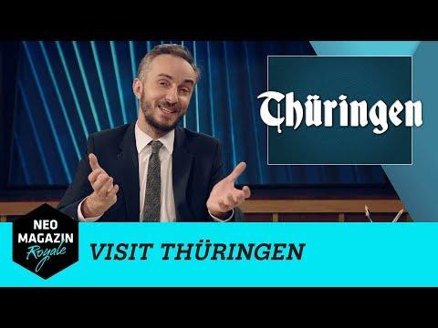 Visit Thüringen! | NEO MAGAZIN ROYALE mit Jan Böhmerm ...