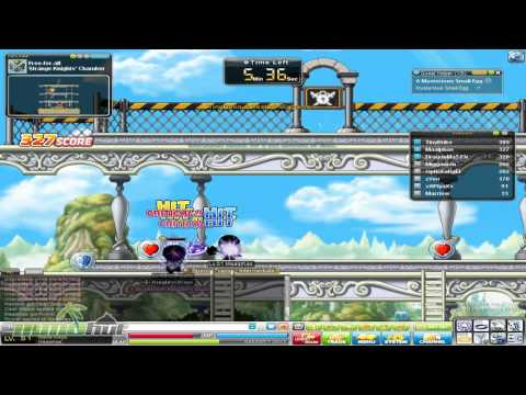 MapleStory PvP Gameplay HD