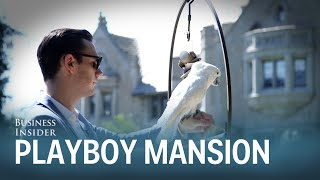 Video Hugh Hefner's Son Tells Us What It Was Like Growing Up In The Playboy Mansion MP3, 3GP, MP4, WEBM, AVI, FLV September 2018