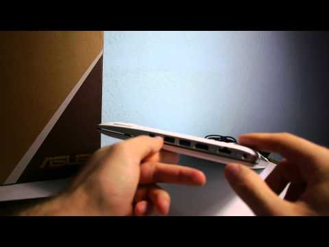 Asus X201 Netbook Hands On after Unboxing