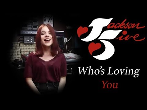 "The Jackson 5  ""Who's Loving You"" Cover by Andrei Cerbu"