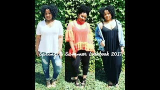 Hey Beauties! I'll be sharing simple, effortless spring & summer outfits from a few of my favorite plus size retailers! Enjoy!