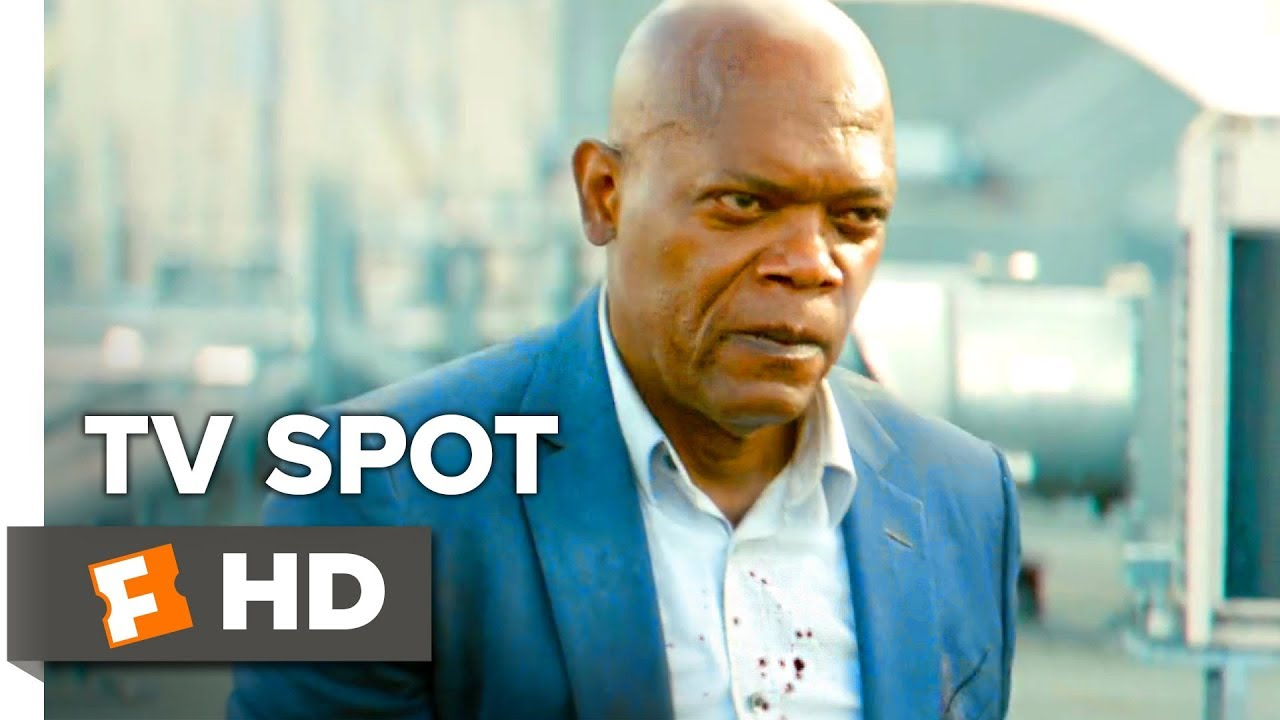 In Theaters. Even Bad Guys Need Bodyguards as Bullets Fly in the Action-Comedy 'The Hitman's Bodyguard' with Ryan Reynolds & Samuel L. Jackson
