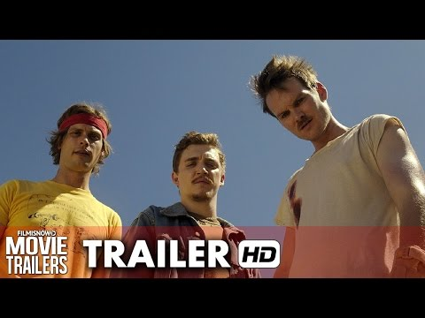 Band of Robbers ft. Kyle Gallner, Adam Nee - Official Trailer [HD]