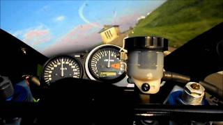 8. Kawasaki zx6r ninja 1998 onboard
