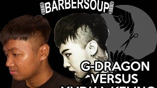 Video TRETAN BARBER SOUP - G-DRAGON HAIRSTYLE VERSUS YUDHA KELING MP3, 3GP, MP4, WEBM, AVI, FLV Juli 2019