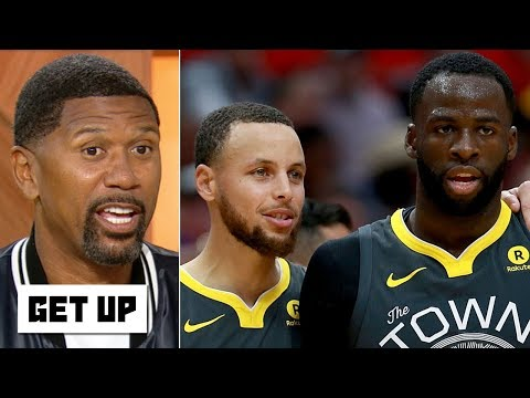 Video: Steph Curry will be limited, Draymond will post 'monster numbers' next season - Jalen Rose | Get Up
