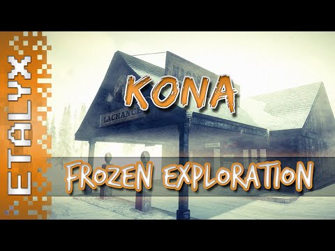 Kona - Kona is an exploration game where you have to find where the people went! LIKE if you enjoy :D Kickstarter + Demo: https://www.kickstarter.com/projects/studioparabole/kona-a-survival-adventure-game...