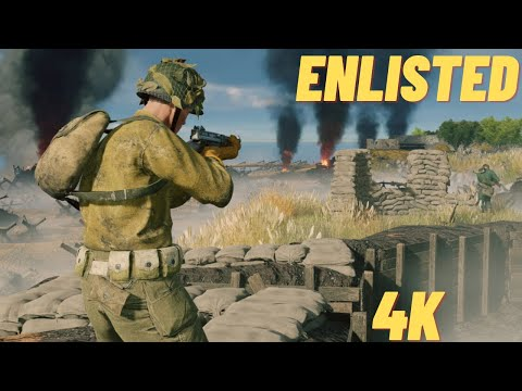 Enlisted - Battle For Moscow - 4k XSX Gameplay