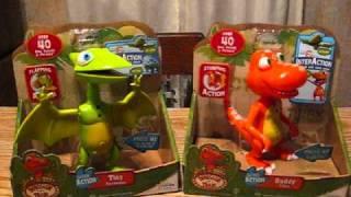 Ryan & Dinosaur Train