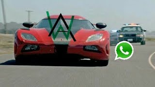 Need. for speed (alan walker faded) whatsapp status and ringtone for 30 sec