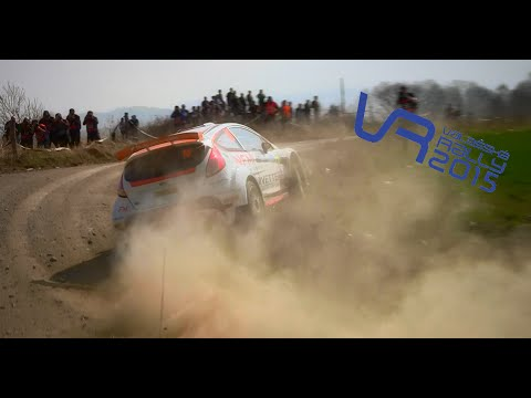 Valašská rally 2015 action HD