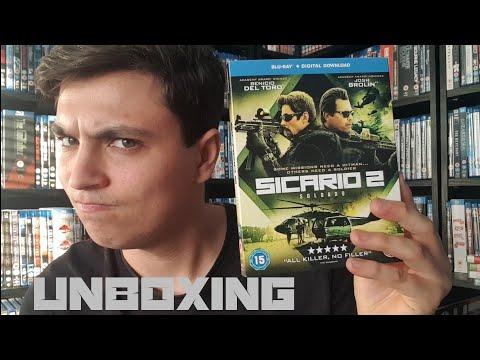 Sicario 2 Saldado Blu Ray