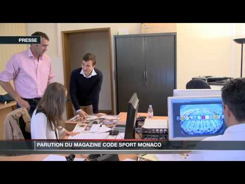 Naissance de Code Sport Monaco