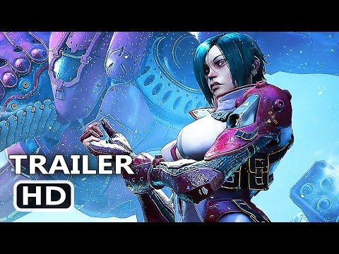 "PS4 - Spacelords ""Sööma"" Gameplay Trailer (2019)"
