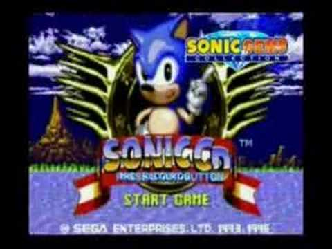 Sonic Gems Collection Playstation 2