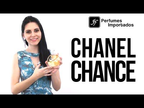Perfume Chance Chanel - Eau de Toilette