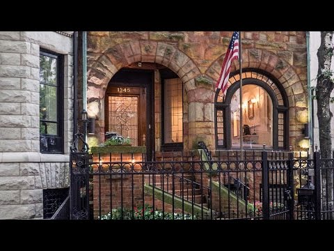 Video – a 5-bedroom, 5 ½ bath Astor Street landmark