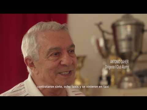 Custodios de una Pasión - Club Atletico Alumni