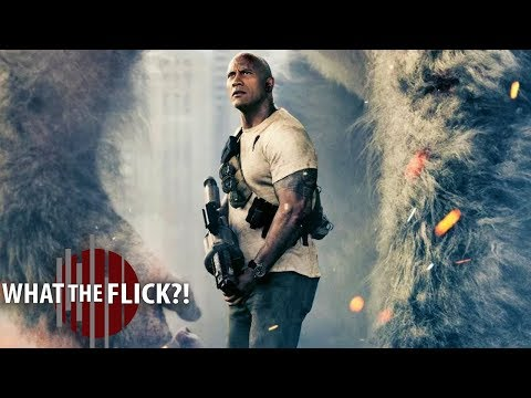 Rampage - Official Movie Review