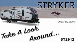 7. 2017 Stryker ST2912 3D Walk Through