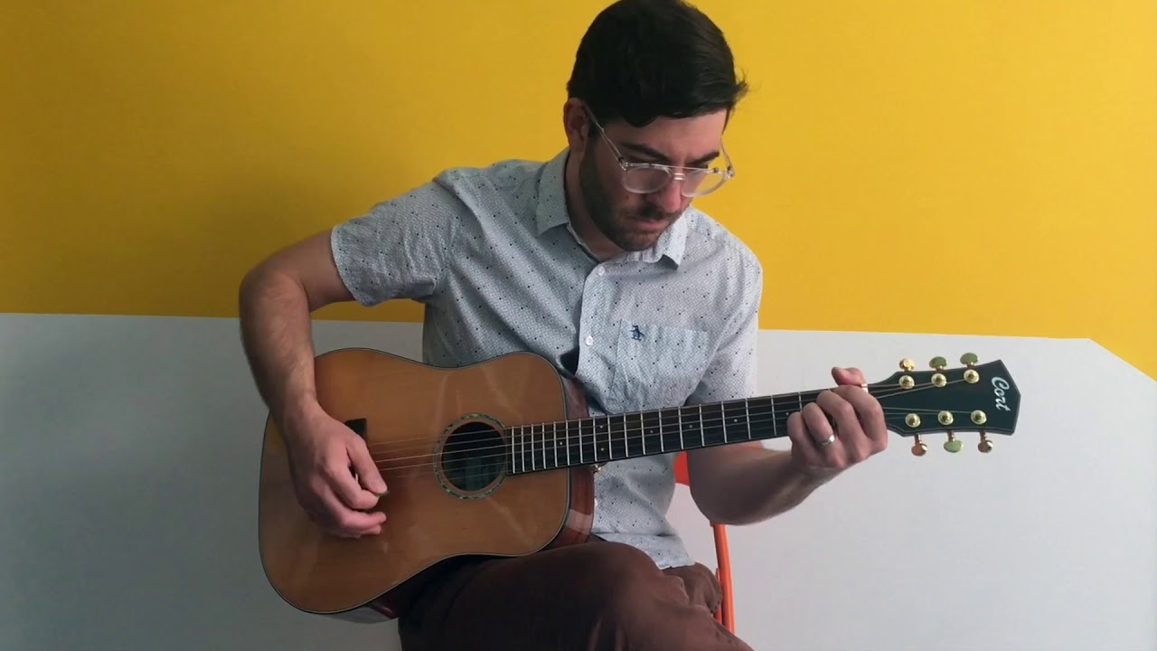 Cort Gold Mini F | Acoustic Guitar Demo