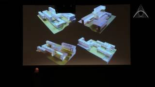 Speech Antonio G Linan - Project 317 Social housing units | Archmarathon 2016