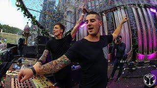 Blasterjaxx - Live @ Tomorrowland Belgium 2015