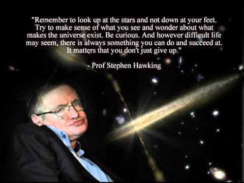hawking - A song about Sexy Walking Stephen Hawking and Black Holes. Lyrics: I dabble in some, Time travel is it, Possible? Remarkable. Do we burn up? Where would we t...