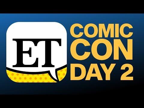 Comic-Con 2018 Day 2   ET LIVE