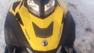 8. BRP Ski-doo 600 ACE