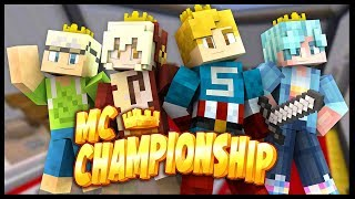 MINECRAFT CHAMPIONSHIP!!   Ft. Smajor, Shubble & InTheLittleWood   Team Lime Llama's