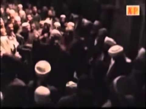 فيديو : بحضور الجفري الصوفية يصفون الرسول بأنه نسخة الأكوان #مؤتمر_الشيشان