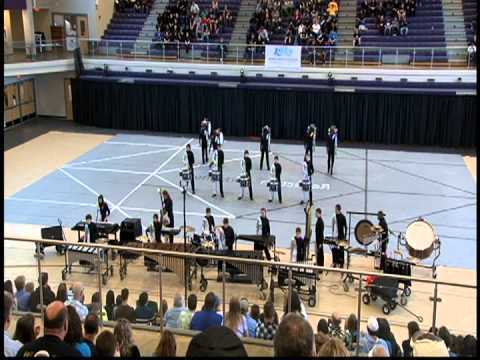 Panther Creek Indoor Percussion 2013 - Reflection