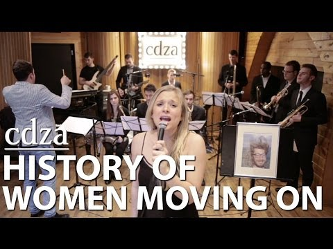 History of Women Moving On
