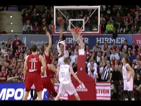 Top 5 Plays 7DAYS EuroCup Quarterfinals Game 1