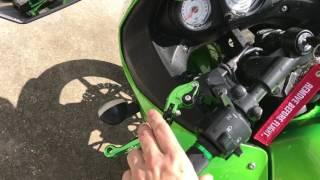 6. 2012 Kawasaki Ninja 250R mods update