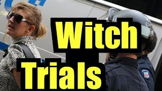 Witch Trials Chelmsford witches, Agnes Waterhouse mother & Elizabeth Francis sister, Witch Assizes