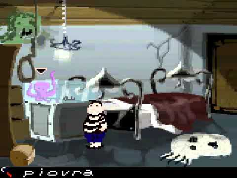 The New Addams Family Series Game Boy