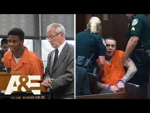 Court Cam: Top 5 Most Disrespectful Defendants | A&E