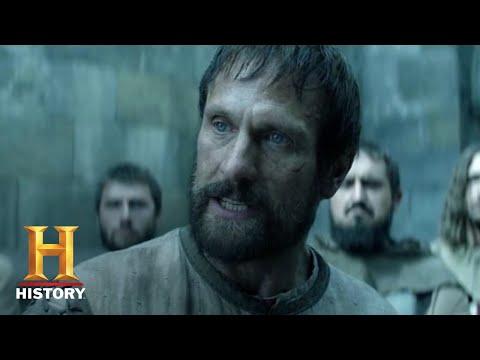 Knightfall: Season Two Official Trailer   Drama Series Returns March 25   History