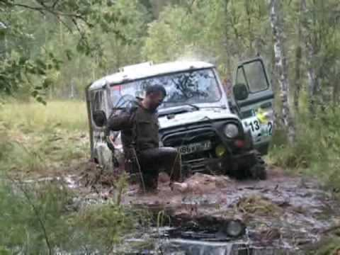 offroad - Tanks are not afraid of mud... this is what we say in RUSSIA. Here is some real off road footage with one of the best 4x4's - russian UAZ. Enjoy ;)