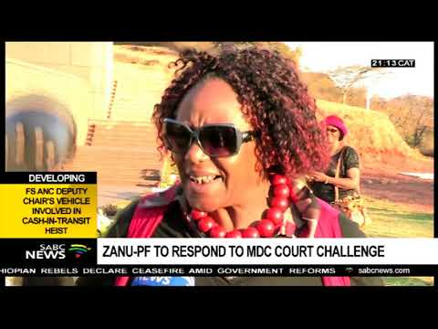 ZANU-PF heads to ConCourt against MDC on Monday