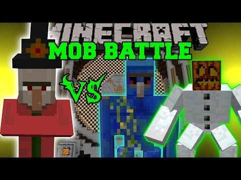 mage - The Invincible Mage Vs Mutant Creeper & Lapis Golem : Who will win the mob battle?! Don't forget to subscribe for more battles and epic Minecraft content! Facebook! https://www.facebook.com/pages/P...