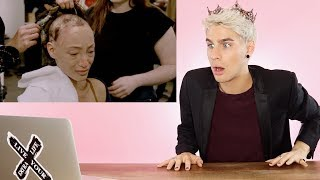 Video HAIRDRESSER REACTS TO AMERICAS NEXT TOP MODEL MAKEOVERS PT. 9 |bradmondo MP3, 3GP, MP4, WEBM, AVI, FLV Juni 2019
